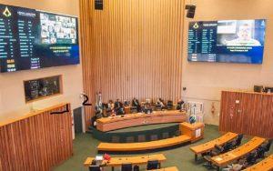 Plenário da Câmara Legislativa DF
