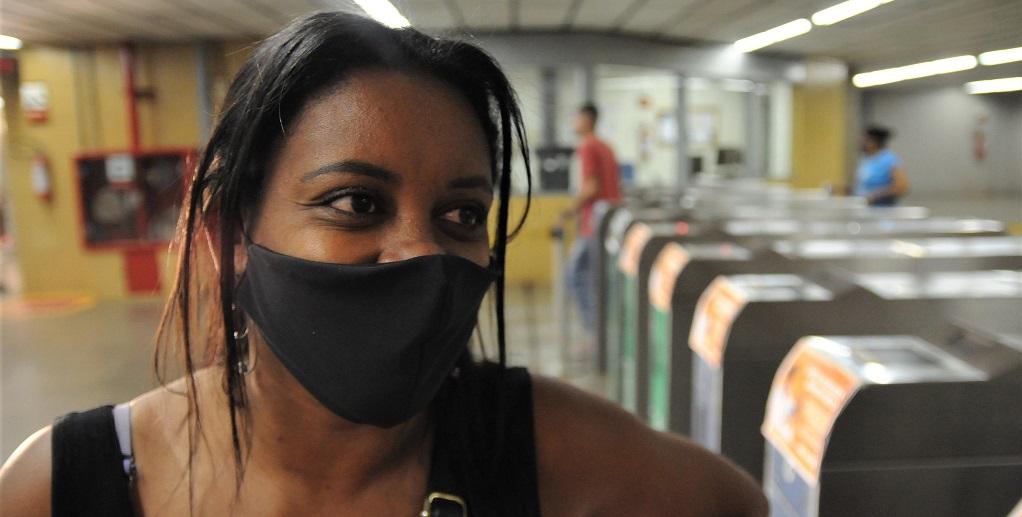 máscara facial DF
