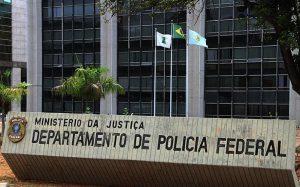 Polícia Federal sede