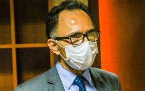 Secretário José Eduardo Pereira Filho