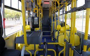 Ônibus elétrico DF