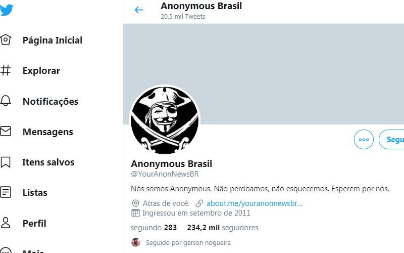 página anonymous