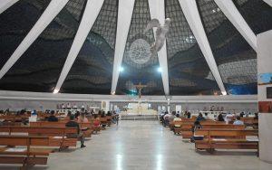 Catedral metropolitana missa DF