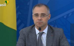 Ministro da Justiça André Mendonça