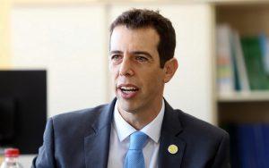 Renato Feder secretário da Educação PR