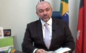 professor da Universidade Federal da Paraíba Arnaldo Correia de Medeiros