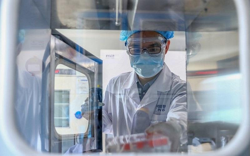 Pesquisa vacina Covid-19 China