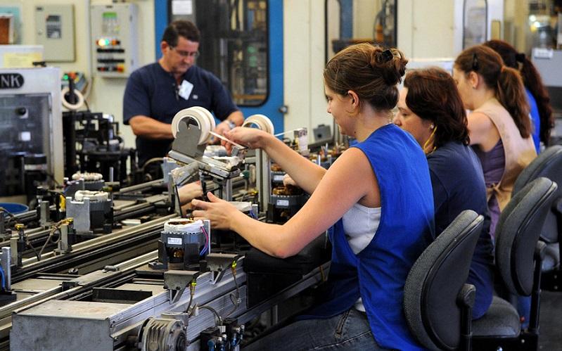 Atividade econômica mulheres