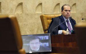 Ministro Dias Toffoli STF