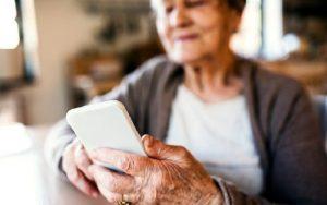 Redes sociais idosos