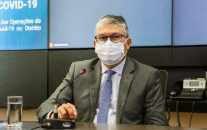secretário de Saúde DF Francisco Araújo