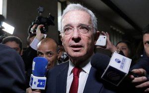 Colômbia Álvaro Uribe