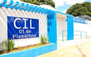Planaltina Centro de ensino