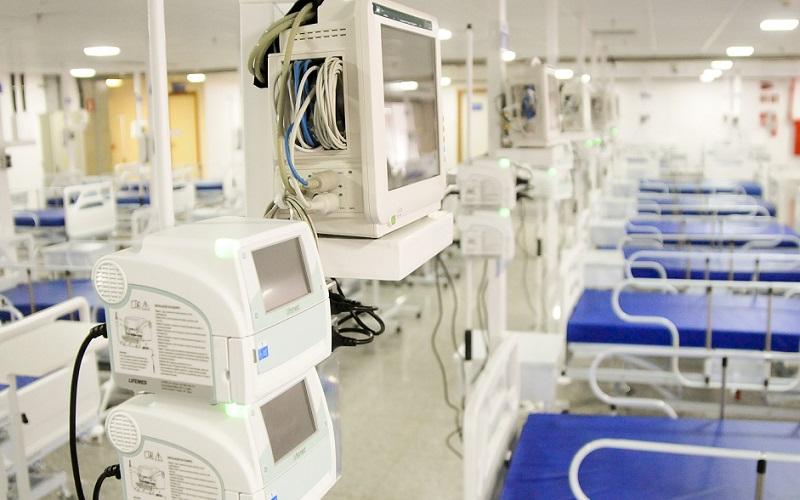 Hospital de campanha DF
