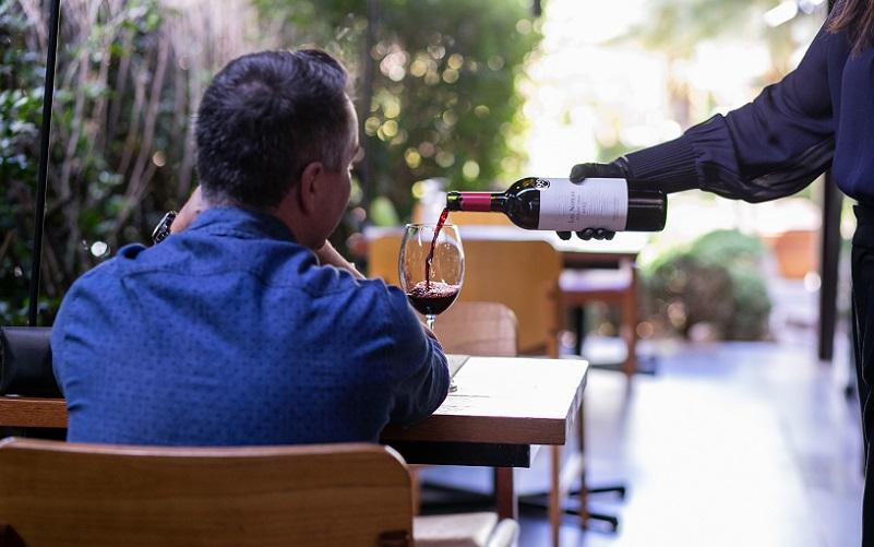 Restaurante vinho