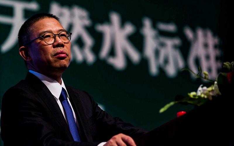 Chinês Zhong Shanshan