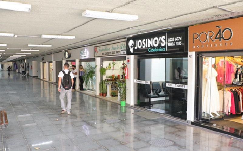 Galeria dos Estados DF Misto Brasília