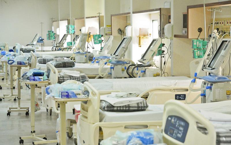 Hospital leitos DF