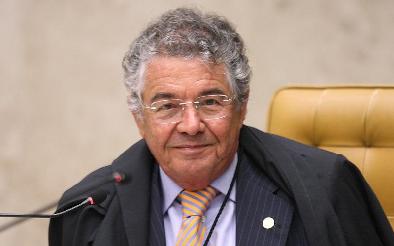 Ministro Marco Aurélio STF