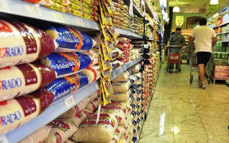 Supermercados registram alta de 7,06% nas vendas no trimestre