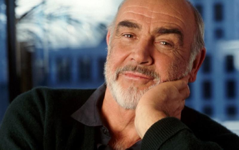 Ator Sean Connery