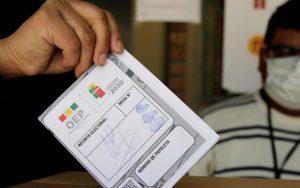 Eleições presidenciais Bolívia
