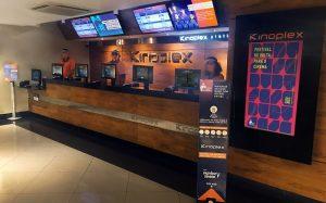 Sala de cinema Kinoplex