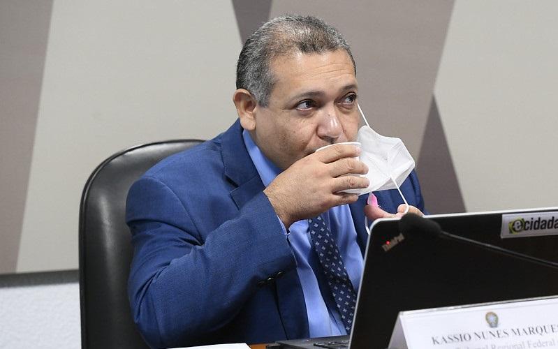 Desembargador Kassio Nunes sabatina Senado