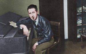 Dramaturgo alemão Bertolt Brecht