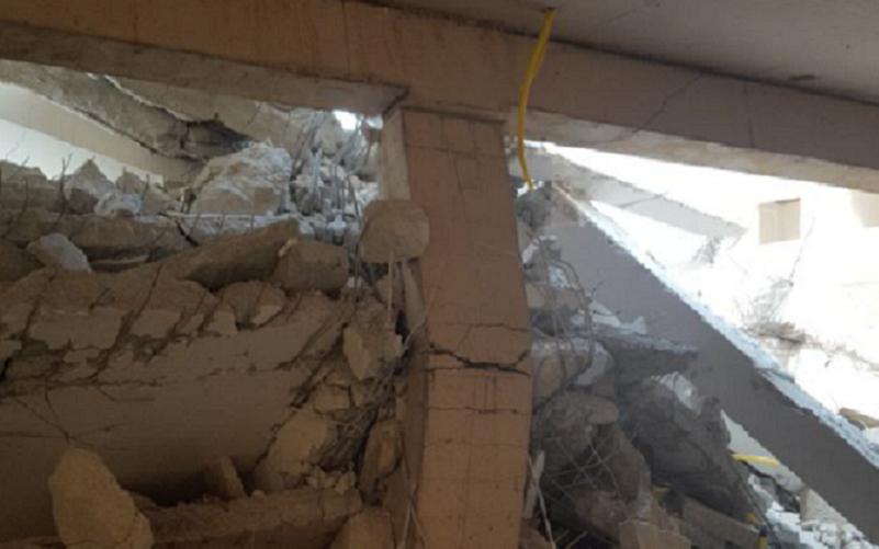 Donos de prédio que desabou no DF são denunciados dois anos depois