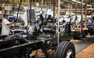 Volkswagen Caminhões fábrica