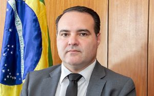 Ministro Jorge Oliveira