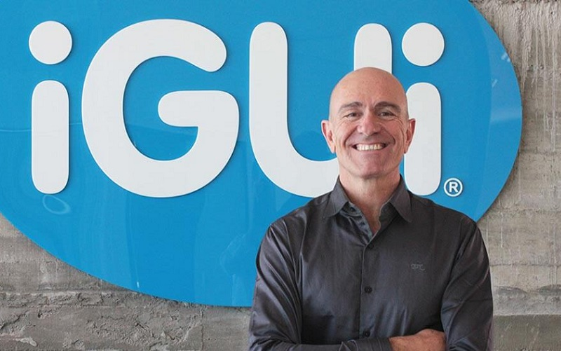 Filipe Sisson, fundador e CEO da iGUi