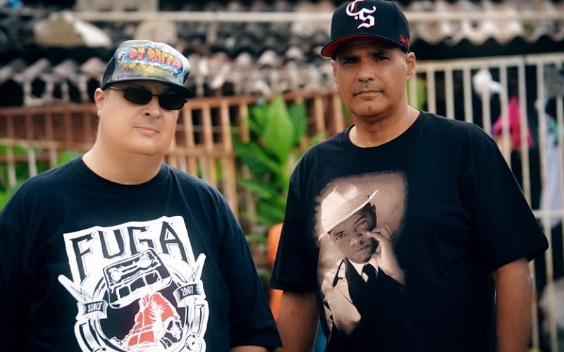 Markão e DJ Raffa