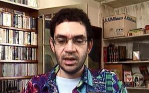 Cantor e compositor Renato Russo