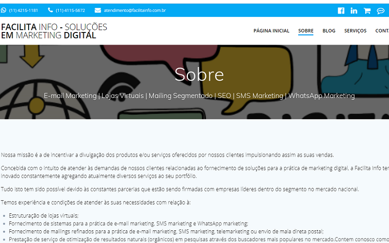 Site que comercializada dados pessoais é retirado do ar