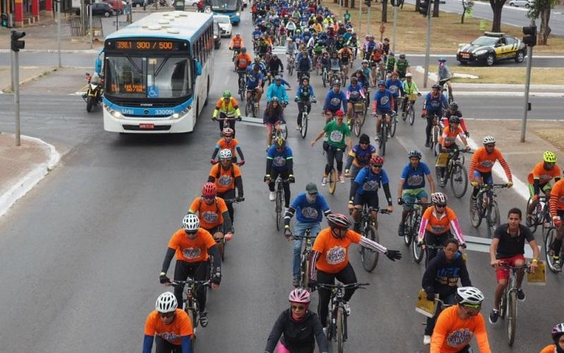 Ciclistas Distrito Federal