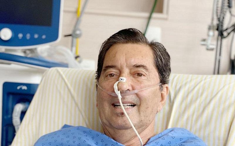 Maguito Vilela hospital