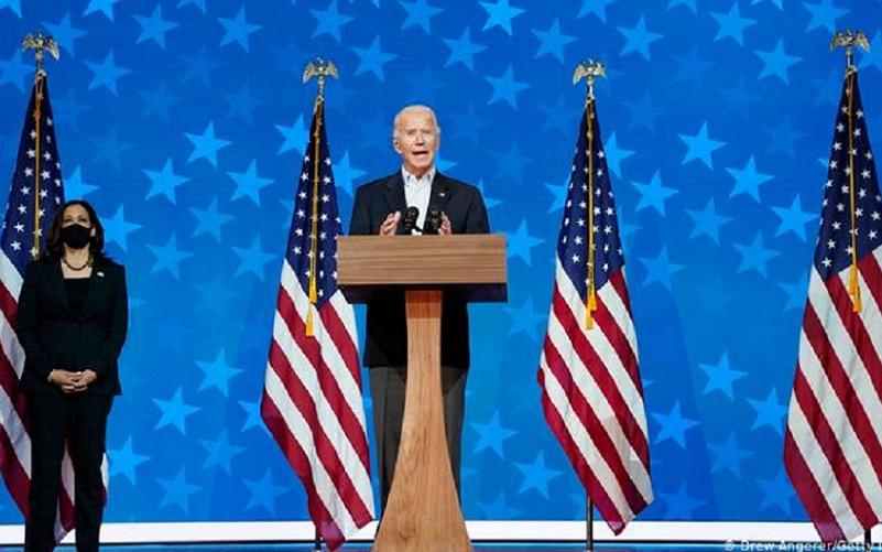 Eleições EUA Joe Biden