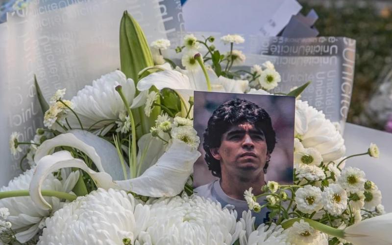 Despedida de Maradona reúne milhares de pessoas em Buenos Aires