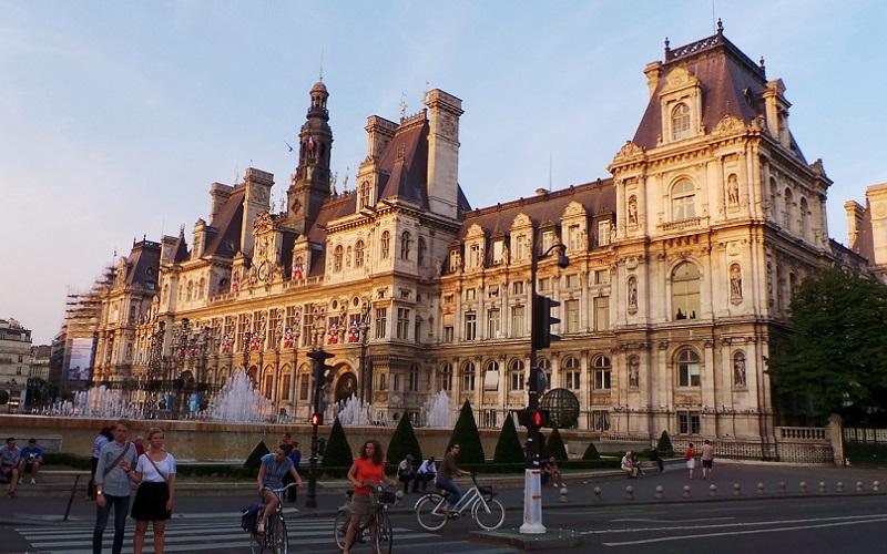 Prefeitura de Paris França