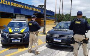 Polícia Rodoviária Federal PRF