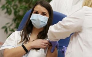 Vacinação Itália União Europeia