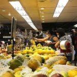 Banca de frutas economia Misto Brasília