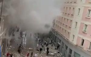 Espanha explosão Madri