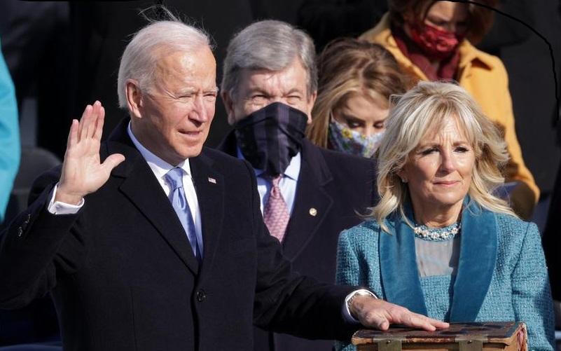 Joe biden juramento
