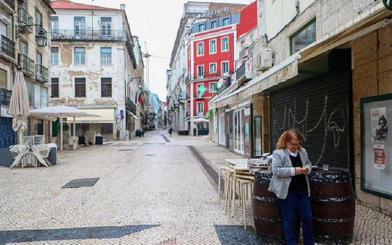 Portugal novo confinamento