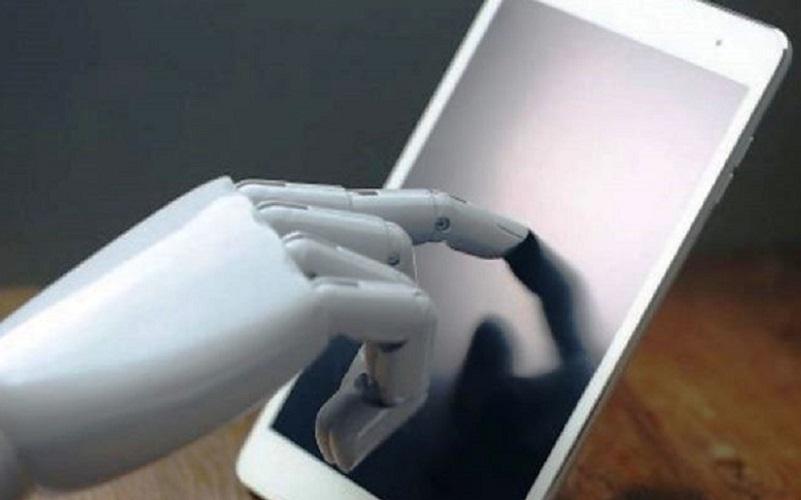 Ainda estamos escrevendo, até os robôs nos aposentarem