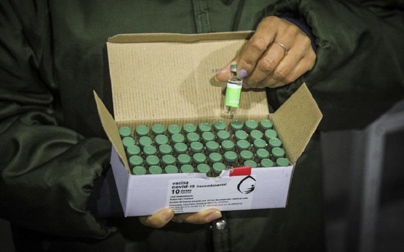 Vacina lote DF