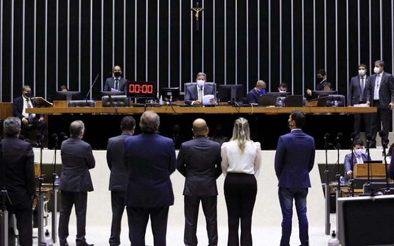 Câmara plenário